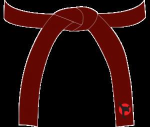 Karate Red Belt